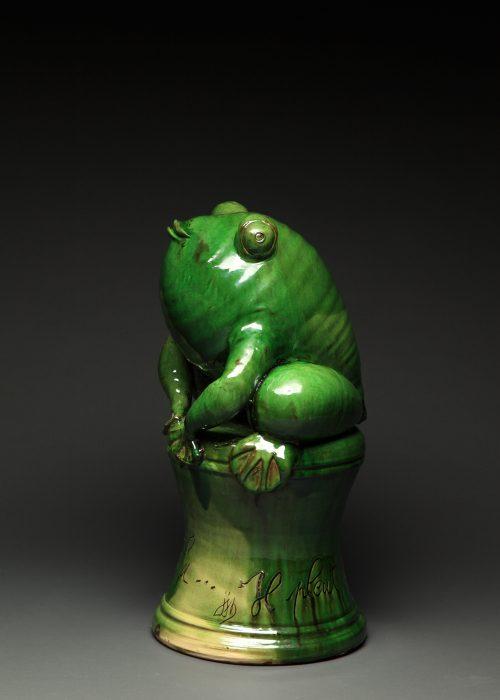 jean-jacques-dubernard-grenouille-terre-vernisse
